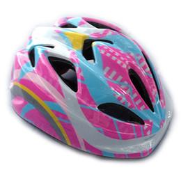 Cascos de seguridad para niños online-Cascos de bicicleta New Kids para niñas Niños Niños Casco de bicicleta de seguridad Casco de montaña Ciclismo integral moldeado Cascos