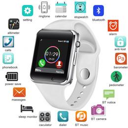 женские спортивные часы шагомер Скидка Bangwei Женщины Sim Tf Нажмите Сообщение камеры Bluetooth Connectivity Android телефон Спорт шагомер Digital Смарт Часы J190515