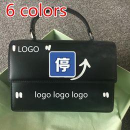 Fuera de viaje online-La cremallera del bolso OFF bolsos del diseñador monedero Jitney bolso de la manera blanco bolsas de OW mujeres del cuero genuino bolsas de viaje de cuero de diseño hombre bolsa W