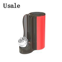Tuyau pliant magnétique en Ligne-Vapmod Pipe 710 Box Mod 900 mah style pliable batterie Fit pour 0.5ml réservoir cartouche 510 connecteur magnétique 100% d'origine