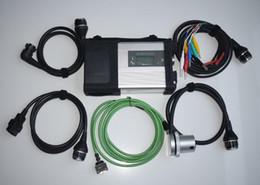 наземный счетчик автомобилей Скидка профессиональный полный чип MB Star C5 с V12.2019 XENTRY в связи жесткого диска WiFi C5 SD Connect для MB автомобилей диагностического инструмента