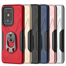 Antichocs Admiral Anneau Phone Case pour Samsung S20 plus S20 Ultra pour iPhone 11 Pro Max 11 Pro 11 TPU + Mobile Metal Cover D ? partir de fabricateur