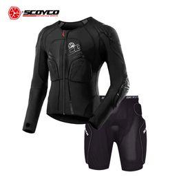 2019 scoyco gänge SCOYCO Motorradjacke Schutzausrüstung Motocross Schutz Moto Jacke Motorrad Rüstung Racing Körperschutz Schwarz Moto günstig scoyco gänge