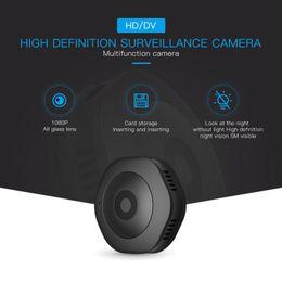 2019 registratore mp4 sd Wifi Microcamera Versione notturna Mini action camera con sensore di movimento Videocamera Videoregistratore vocale Videoregistratore per auto di piccole dimensioni