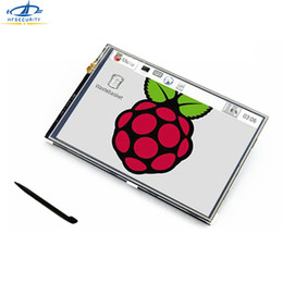 raspberry pi lcd touch screen Promo Codes - [HFSECURITY] 3.5 Inch Raspberry Pi LCD TFT Touchscreen Display For Raspberry Pi 1 2 3 12Pin HD LCD 320*480 Screen With Touch Pen