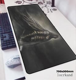 coole spiele für pc Rabatt dunkle Seelen Mauspad 70x30cm Gaming mousepad Anime HD Muster Büro notbook Schreibtischset cool neue Padmouse Spiele PC Gamer Matten