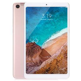 ram-pad-tablette Rabatt Xiaomi Mi Pad 4 Tablet PC 8.0 '' MIUI 9 Snapdragon 660 Octa Core Tablet 4 GB RAM 32 GB / 64 GB AIE-Prozessor Dual WiFi Bluetooth 5.0