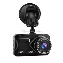 Piccoli monitor online-dati digitali 3 pollici dell'automobile DVR camma registratore piccola guida videocamera Full HD 1080P 170 ° grandangolo anello G-sensore del monitor di parcheggio ricodificazione
