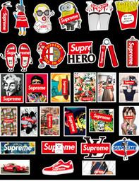 2020 логотип наклейка для телефона 50шт автомобиль наклейка Ins марка с Логосом для ноутбука скейтборда Pad велосипедов Мотоцикла PS4 Телефон Камера Decal Пвх гитара каски наклеек дешево логотип наклейка для телефона