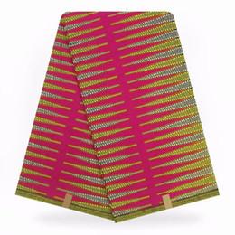 100% cotton wax hollandais african hollandais real dutch wax veritable for dress 2019 New F904-06 от Поставщики красные атласные платья из кружева