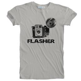 77d80d86e New Humorous Funny Camera Photographic Vintage Retro Camera T-Shirt S to  5XL cattt windbreaker Pug tshirt