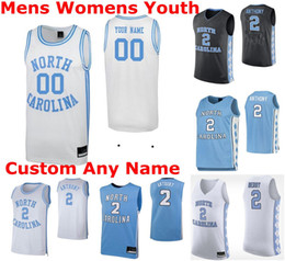 Brandon Huffman North Carolina Basketball Jersey - Light Blue