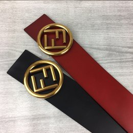 2019 dimensioni dei perni larghezza 7.0 cm 2019 cinture di marca in pelle vintage cinture per gli uomini buona marca designer uomo fibbia della cintura degli uomini di alta qualità BIG SIZE 105-125CM dimensioni dei perni economici