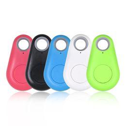 Localizador remoto perdido on-line-Smart Remote Control Anti perdidas Keychain Alarm Bluetooth Rastreador Key Finder Etiquetas Keyfinder Localizador GPS Locator pacote por si mesmo