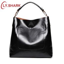 handtaschen-sets Rabatt LY.SHARK Frauen Taschen Weibliche Luxus Handtaschen Frauen Taschen Designer Shopper Tasche Blau Weiche Damen Große Crossbody Schulter Sets