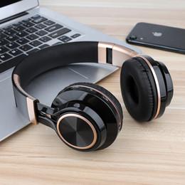 Kablosuz / kablolu kulaklık desteği TF kartı / FM 2019 en yeni kulaklıklar müzik kulaklıklar nereden gsm seyretmek cep telefonu tedarikçiler