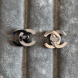 cadeaux de mariage de concepteur Promotion Top deluxe classique marque Designer lettre d'argent Stud oreille bague bijoux or rose 3 couleurs boucles d'oreilles pour les femmes cadeau de mariage livraison gratuite