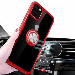 Partes profesionales online-Para iphone 11 Pro Max Case Soporte para coche Soporte Soporte de succión magnética Accesorios para teléfonos móviles Cubierta de piezas para iphone 11 Coque