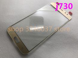 display lcd lc nexus schermo Sconti NUOVO Originale di ricambio per Samsung Galaxy J7 (2017) J7 pro j730 j730f J7pro LCD frontale Touch Screen Obiettivo di vetro esterno