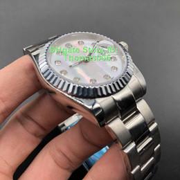 62a30857583b76 Luxury Top Watch quadrante bianco Presidente donne orologi da polso Prezzo  più basso Ladies Ladies Automatic orologio da polso meccanico regalo 36mm