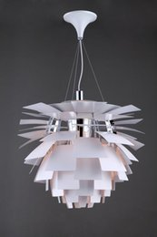 lâmpada Nordic Modern Pendant Light Dinamarca Design Cair criativa Dinning Room sala PH alumínio Restaurante alcachofra Lamp Home Lighting de