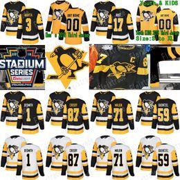 9f41256ad 2019 Stadium Series Pittsburgh Penguins Jersey Sidney Crosby Jake Guentzel Phil  Kessel Evgeni Malkin Kris Letang Patric Hornqvist Bryan Rust malkin stadium  ...