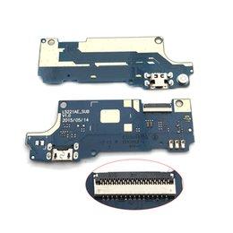 mikroflexkabel Rabatt Micro Dock Anschluss für das Ladegerät Kompatibel Flex für micromax q340 USB-Ladeportflexkabel-Ersatzteile