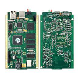 laptop automotivo Desconto Para Renault Pode Clipe Completo Scanner de Diagnóstico de Chip AN2135SC Ferramenta de Interface de Diagnóstico V172 V178 OBD2 Kit de Interface de Diagnóstico