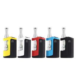 nouvelle arrivée e cigarettes kit Promotion Nouveautés Arrivées ECT Boîte Mico Mod 500mah vape Kit de démarrage de batterie pour cartouches épaisses pour huile 510 cartouches 510 e-cigarettes