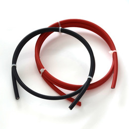 2019 connecteurs d'alimentation étanches 4,0 câble solaire extérieur noir ou rouge de puissance d'approbation TUV câble étanche extérieur pour connecteur de panneau de câble MC4 MC3 promotion connecteurs d'alimentation étanches