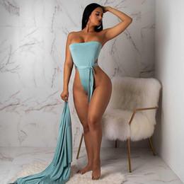 Nueva Venta Caliente Sexy Bikini Femenino Venta al por mayor Venta caliente traje de baño con cinturón Señoras Diseñador Traje de baño Traje de baño de dos piezas (incluyendo cinturón) desde fabricantes