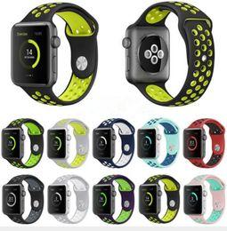2019 резиновые браслеты Силиконовый ремешок для apple watch band 40 мм 42 мм браслет ремешок для apple watch ремешок резиновый iwatch band 3/2/1 38 мм спорт браслет дешево резиновые браслеты