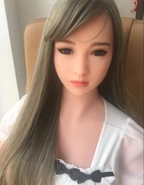 muñeca asiática realista Rebajas Producto adulto mini muñeca sexual asiática realista muñecas sexuales de silicona realista vagina oral coño anal amor muñeca juguetes sexuales para hombre