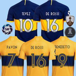 futbol forması boca Gençler 19 20 DE ROSSI TEVEZ BOCA Camiseta de futbol arjantin 2019 2020 futbol forması PAVON BENEDETTO MAURO maillot de foot nereden