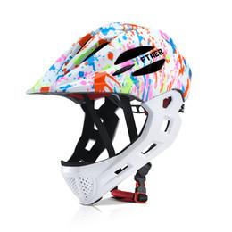 46 helm Rabatt Neue Ankunft Kinder Kinder Helme Mit Warnung LED-Licht Jungen Mädchen Kind Outdoor Sports Sicheres Reiten Fahrrad Helm 46-53 cm
