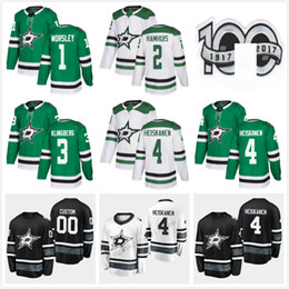 ab4f04ce44c 2019 All Star 4 Miro Heiskanen Men Women Youth Dallas Stars KLINGBERG Dan  Hamhuis GUMP WORSLEY Jamie Benn Seguin 100th Custom Hockey Jersey dallas  stars ...