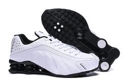 Argentina Envío gratis para hombre Shox zapatos corrientes corrientes de aire hombres negros de malla transpirable Shox NZ R4 zapatillas deportivas hombre azul zapatos tenis tenis supplier tennis running shoes Suministro