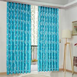 2019 vorhang falten stile 1 STÜCKE Reben Blätter Tüll Tür Fenster Vorhänge Für Wohnzimmer Drapieren Panel Sheer Schal Volants Vorhänge Für Schlafzimmer