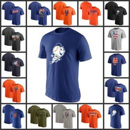 нью-йорк печатные футболки Скидка Футболка с круглым вырезом с коротким рукавом с надписью 2019 Mets New York 24 Робинсон Кано Эдвин Диас 30 Michael Conforto 48 футболок Jacob deGrom