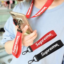 Sup cep telefonu kordon Charms Sapanlar Anahtar zincirleri ayrılabilir anti-sonbahar kordon asılı süsler telefon Aksesuarları 08040 nereden