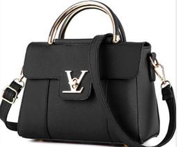 impressão de revistas Desconto Bolsas de grife bolsas de luxo Crossbody Bags Casual Genuíno Bolsas De Couro Crossbody Bag FemininoTote new frete grátis
