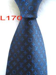 L170 # 100% Шелковый жаккардовый плетеный мужской галстук ручной работы от