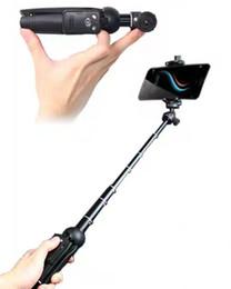 Licht tragbares kamerastativ online-Mini-mobiler Selfie-Stick Universal-Bluetooth-Stativ Mini-Zweck von der Marke Live Broadcast Bracket-Kamera-Gott-Licht-Ergänzungs-Portable