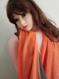 2019 menina japonesa sexo anal Novas Bonecas Do Sexo Cheio De Silicone Grande Peito Cabeça Sólida Vagina Anal Brinquedos Adultos Bonecas Infláveis Para Os Homens Masturbação Sd01001 J190524