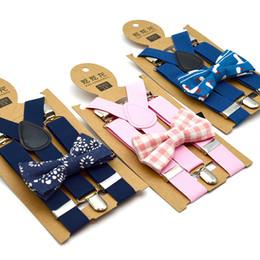 d795ff438a60f 2019 bretelles imprimées pour enfants Enfants réglables bretelles 2019  nouveau bébé imprimé à carreaux bretelles enfants