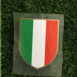 Emblemas de remendo futebol on-line-2019 Campeão da Serie A Patch Novo patch de Scudetto Ronaldo Dybala Soccer Patch Badge