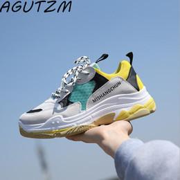 fdd5d32e64f37 lona sneakers mulher Desconto AGUTZM 2018 Nova Primavera Verão Mulheres  Sapatos Ulzzang Respirável Moda Zapatos Mujer