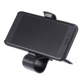 Evrensel Ayarlanabilir Araç Dashboard Telefon Tutucu Dağı Akıllı Cep Telefonu GPS iPhone Için kelepçe Klip Braketi Standı X ... nereden ayarlanabilir cep telefonu araba montajı tedarikçiler