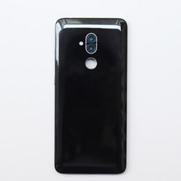 2019 batteries pour alcatel 100% Original batterie porte arrière couvercle du boîtier Case Pour Alcatel 7 6062w OneTouch avec boutons de volume d'alimentation batteries pour alcatel pas cher