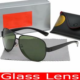 Canada 2019 Lunettes de soleil de marque pour hommes et femmes Lentille en verre carrée cheap eyeglass goggles Offre